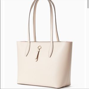 💄 kate Spade leather tote bag NWT